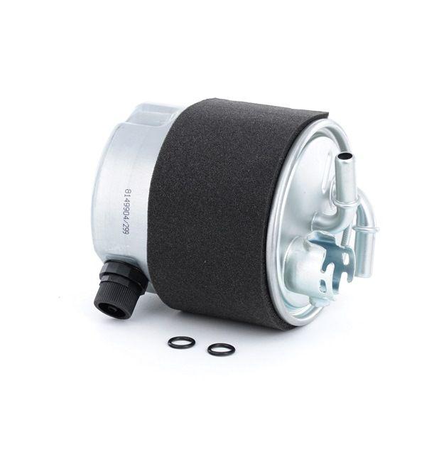 Fuel filter 9F0062 Qashqai / Qashqai +2 I (J10, NJ10) 1.5 dCi MY 2013