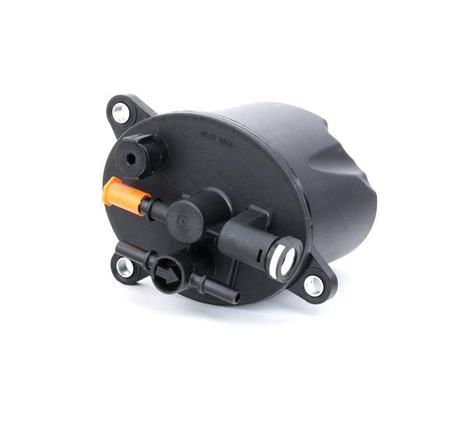 Filtro de combustible RIDEX 8149913 Con acople rápido, Filtro de tubería, Tipo de combustible: Gasóleo