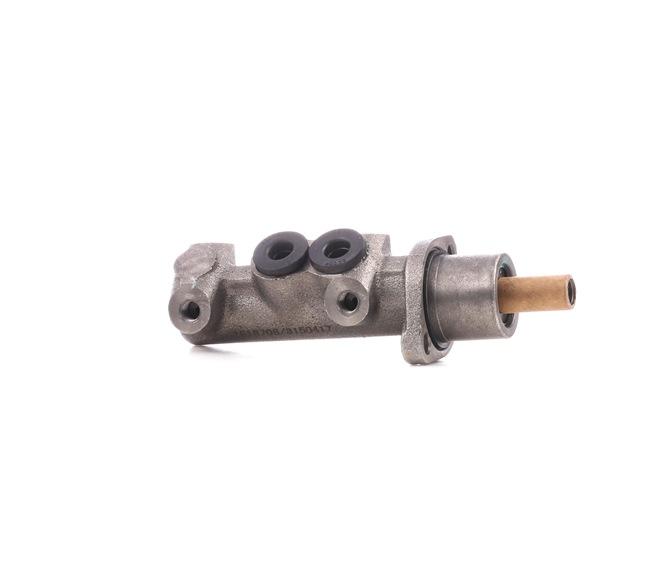 RIDEX sans réservoir du liquide de frein 258M0031