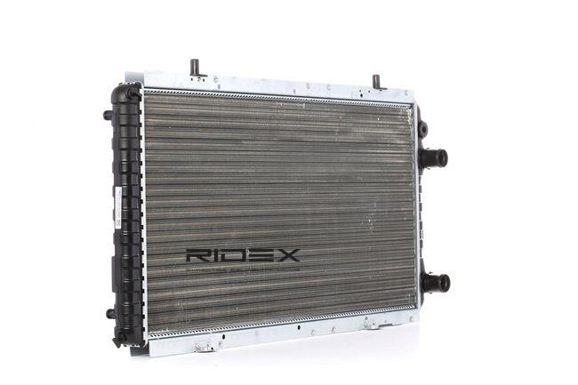 RIDEX Vízhűtő Alumínium