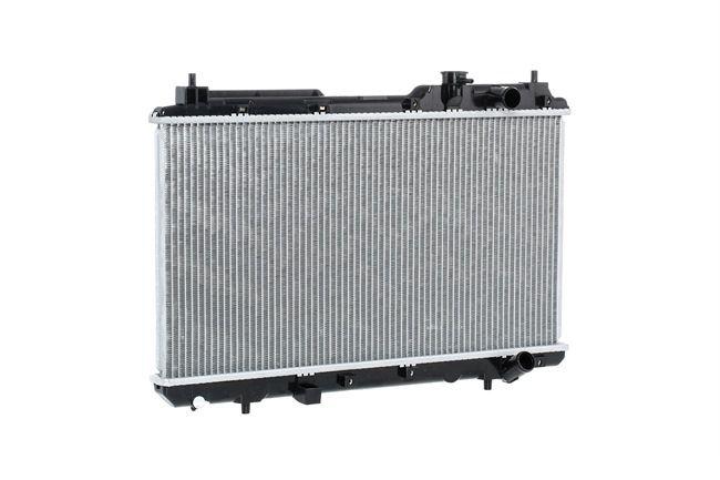 RIDEX Chladič motoru HONDA hliník, Kühlrippen pájený