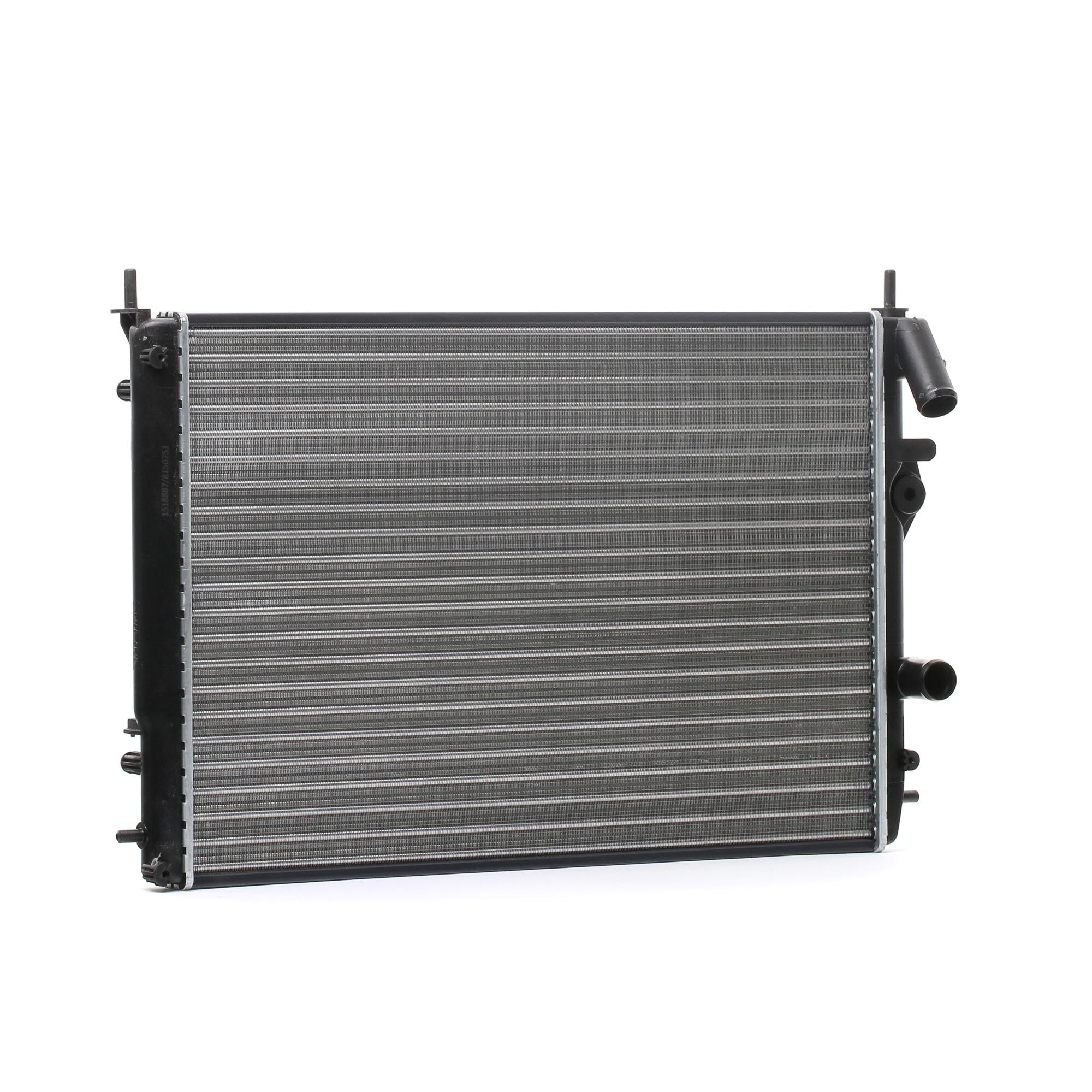 Radiatore Raffreddamento Motore RIDEX 470R0159 valutazione