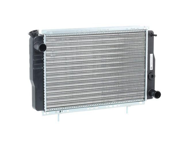 RIDEX Chladič motoru RENAULT Kühlrippen mechanicky plněný, hliník, bez krytu