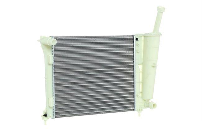 RIDEX Hűtőradiátor FORD Alumínium, Mechanikusan rögzített hűtőbordák