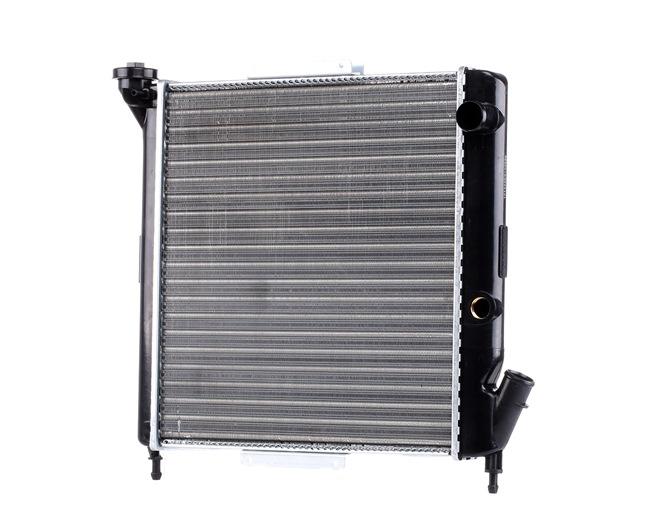 RIDEX Chladič motoru RENAULT Kühlrippen mechanicky plněný, hliník