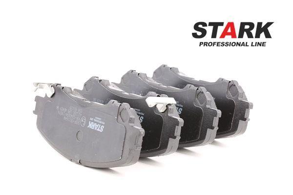 STARK Vorderachse, mit akustischer Verschleißwarnung SKBP0011644