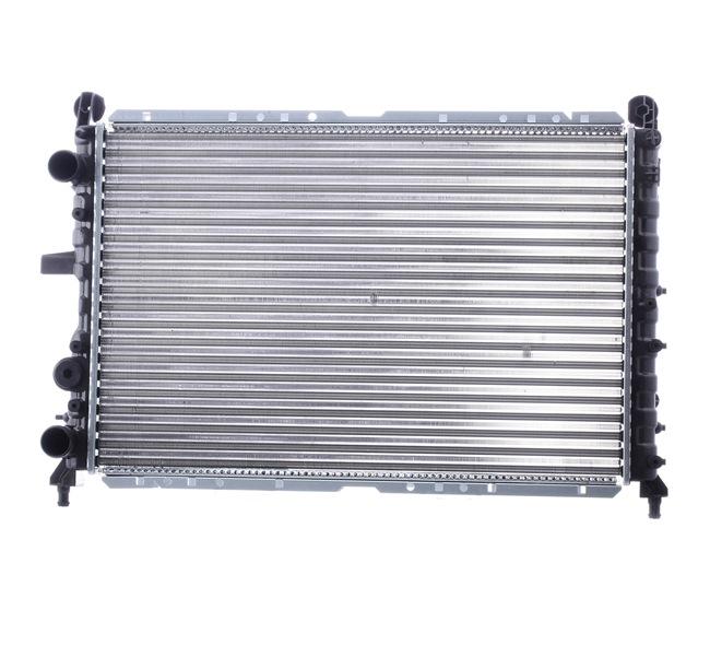 RIDEX Kühlrippen mechanisch gefügt, Aluminium 470R0212