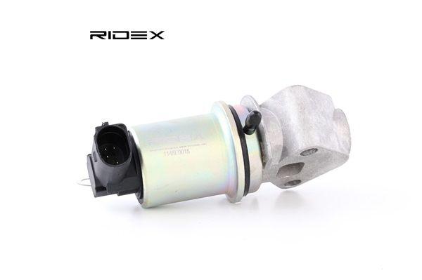 RIDEX mit Dichtung, elektrischgesteuert 1145E0015