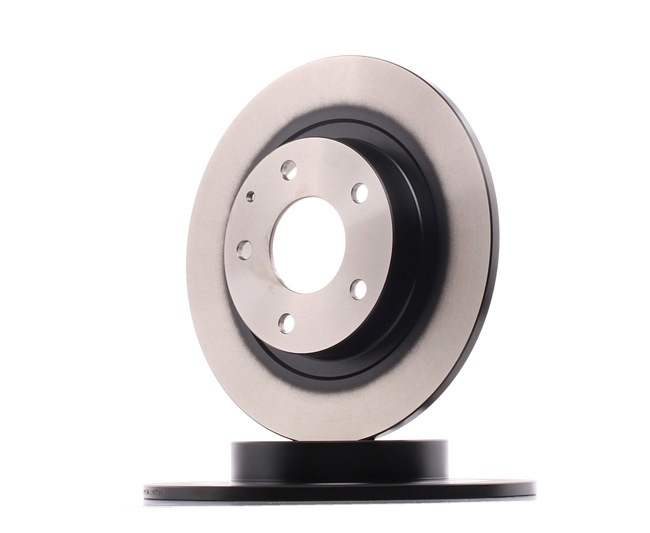 Brake discs and rotors TRW 8152913 Solid, Painted