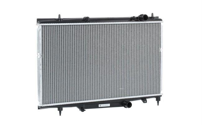 RIDEX Aluminium, Kühlrippen gelötet, Aluminium 470R0219