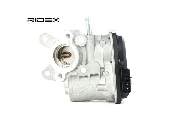RIDEX ohne Dichtung, elektrisch, Magnetventil 1145E0044