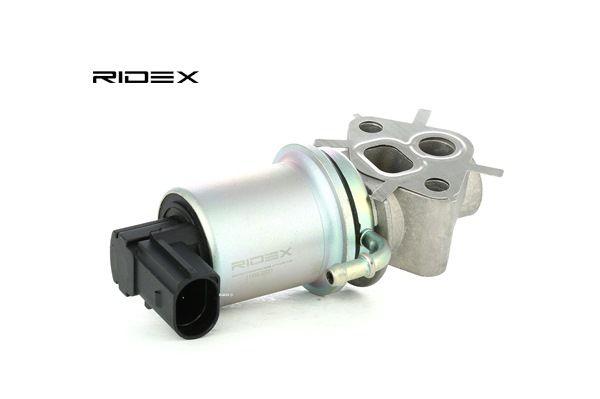 Touran 1T1, 1T2 1.6 AGR Ventil RIDEX 1145E0031 (1.6 Benzin 2010 BSF)