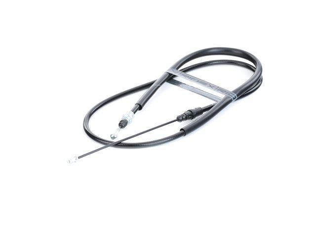 RIDEX Cable de accionamiento freno de estacionamiento posterior