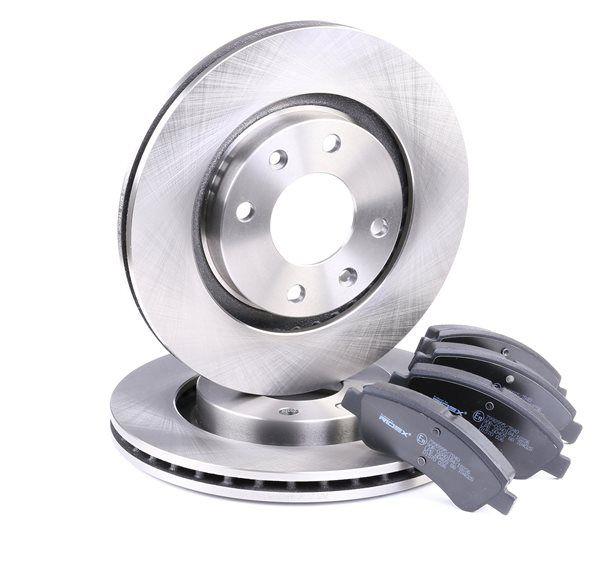 OEM Brake Set, disc brakes RIDEX 3405B0014