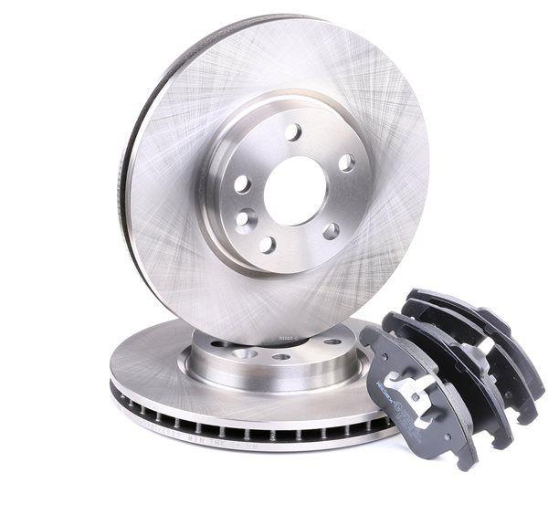 OEM Brake Set, disc brakes RIDEX 3405B0140