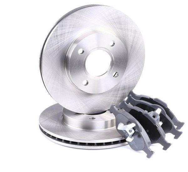 OEM Brake Set, disc brakes RIDEX 3405B0057
