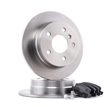 OEM Brake Set, disc brakes RIDEX 3405B0068