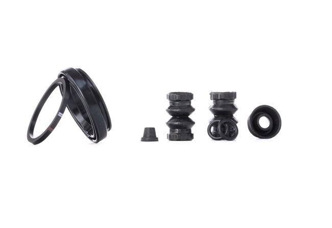 Caliper rebuild kit RIDEX 8156174 Rear Axle