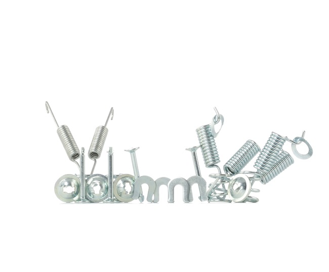 OEM Accessory Kit, parking brake shoes RIDEX 1337P0002