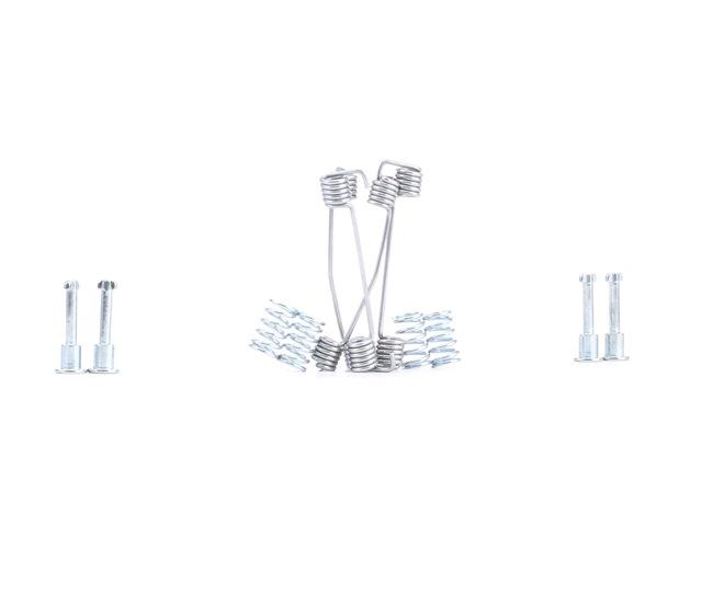 OEM Accessory Kit, parking brake shoes RIDEX 1337P0006