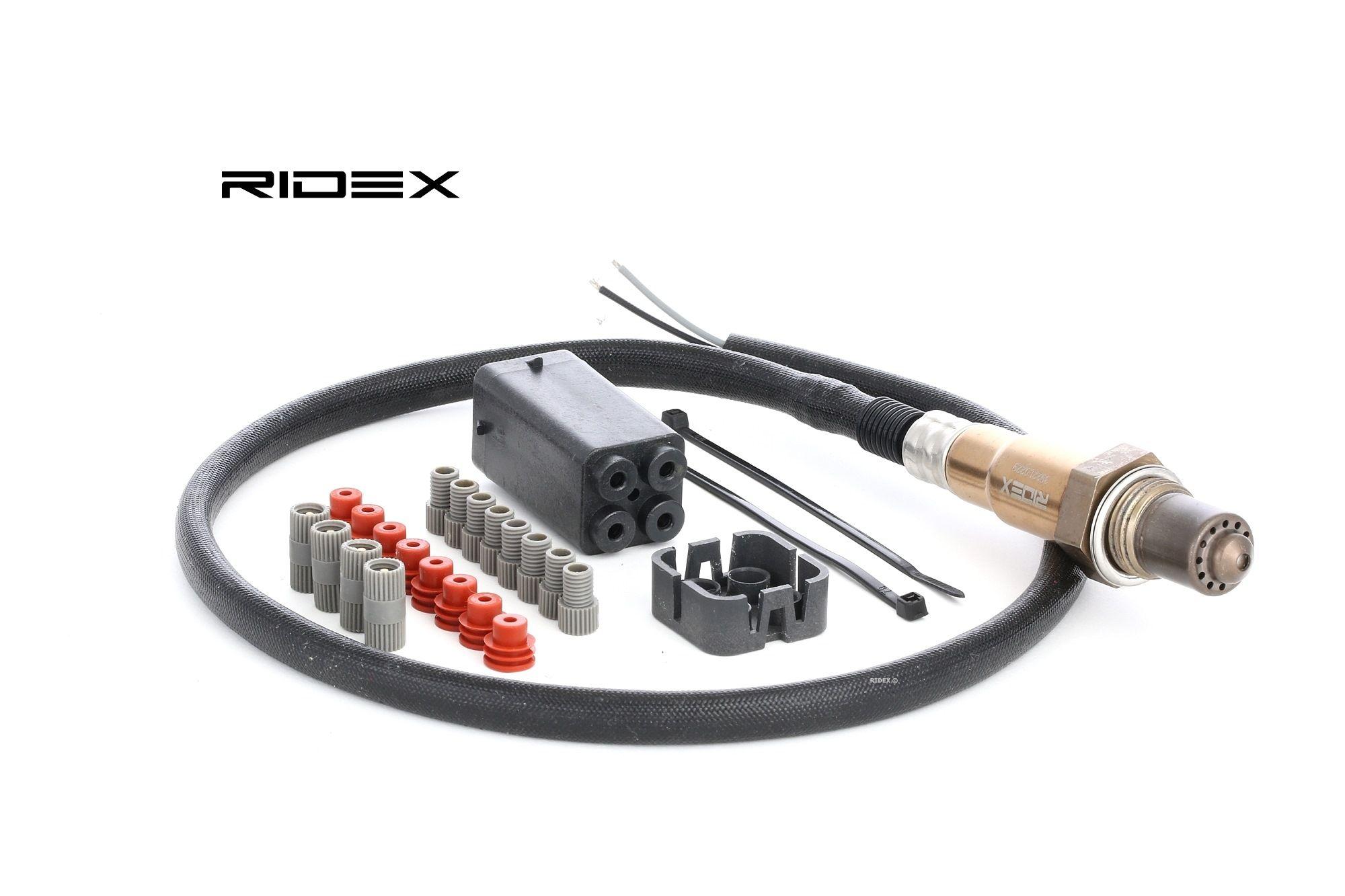 O2 Sensor RIDEX 3922L0229 rating