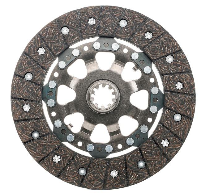 OEM Clutch Disc RIDEX 262C0027