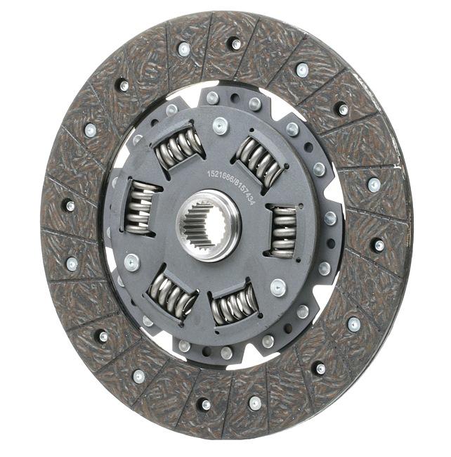 OEM Clutch Disc RIDEX 262C0024