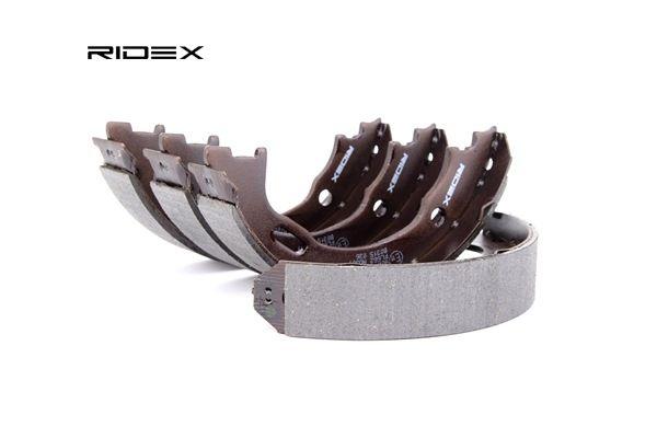 Bremsebakkesæt, parkeringsbremse CHRYSLER | RIDEX Varenummer: 1419B0006