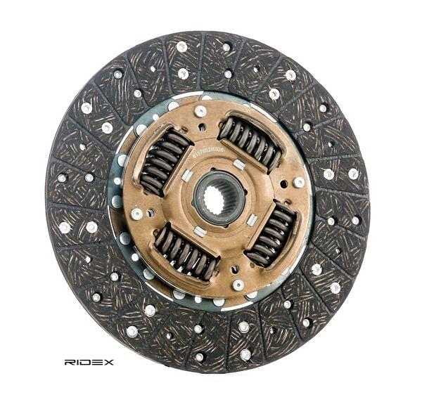 OEM Clutch Disc RIDEX 262C0008