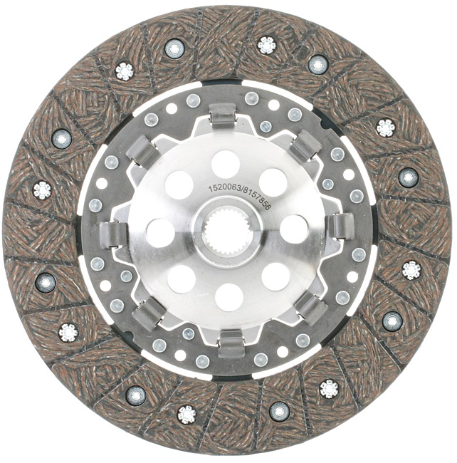 OEM Clutch Disc RIDEX 262C0012