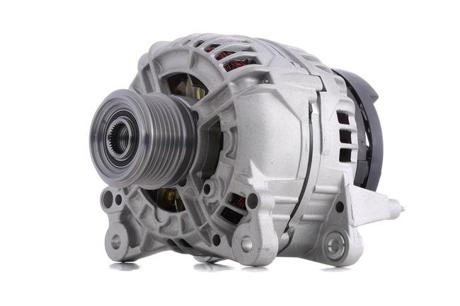 RIDEX Generador SEAT Corr. carga alternador: 120A, Tensión: 14V