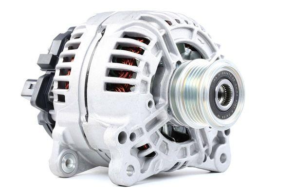 RIDEX Generador CITROËN Corr. carga alternador: 140A, Tensión: 12V