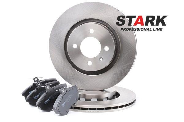 Brake Set, disc brakes Brake Disc Thickness: 30mm with OEM Number 9225 7988