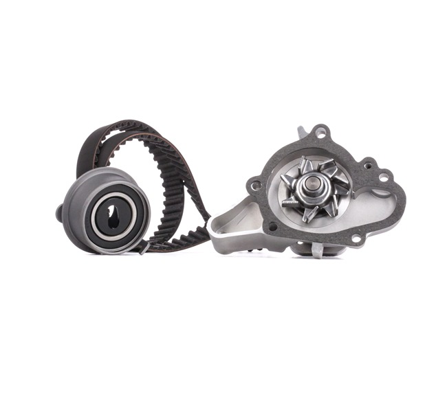 Timing belt kit and water pump STARK 8168437 Teeth Quant.: 101, with water pump