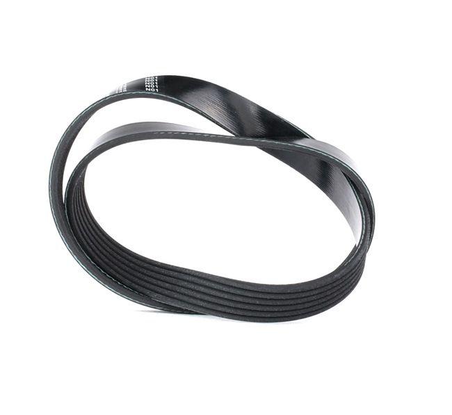 V-Ribbed Belts 1118104500 OCTAVIA (1U2) 1.9 TDI MY 2004