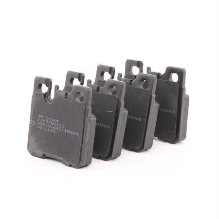 OEM Brake Pad Set, disc brake JP GROUP 0014209520ALT for MERCEDES-BENZ