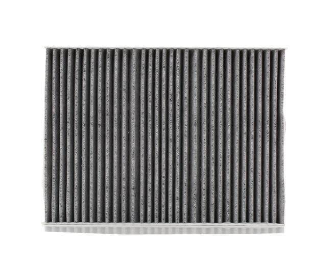 Filter, Innenraumluft Länge: 281mm, Breite: 206,0mm, Höhe: 30mm mit OEM-Nummer 1H0091800