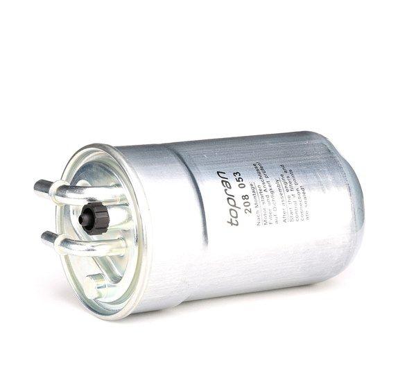 OEM Kraftstofffilter TOPRAN 8210055 für OPEL