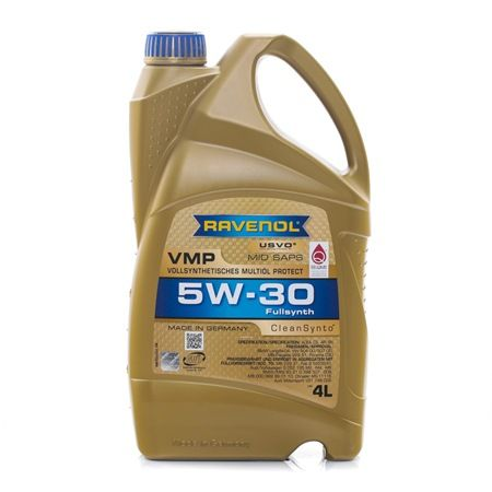VW 507 00 5W-30, Capacitate: 4I, Complet sintetic