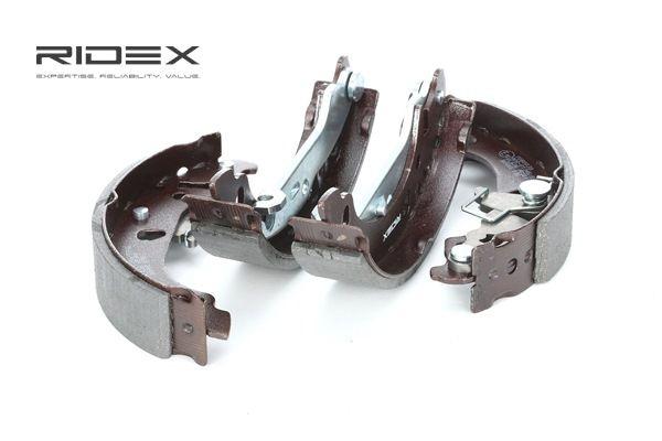 RIDEX Kit de zapatas de frenos FORD Eje trasero, Ø: 180mm