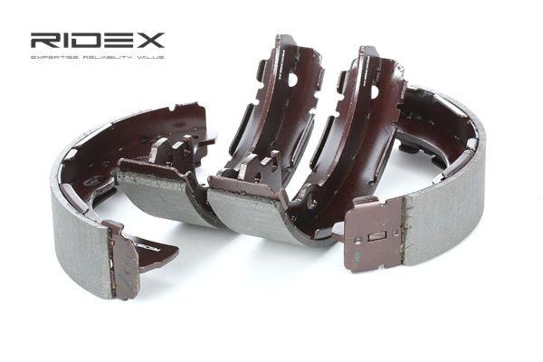 RIDEX Hinterachse, Ø: 260mm, ohne Hebel 70B0053