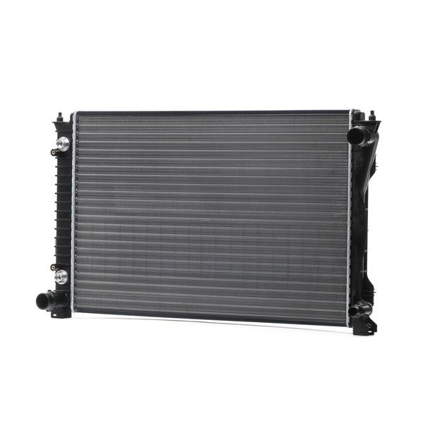 STARK Aluminium, Kühlrippen gelötet, ohne Rahmen SKRD0120435
