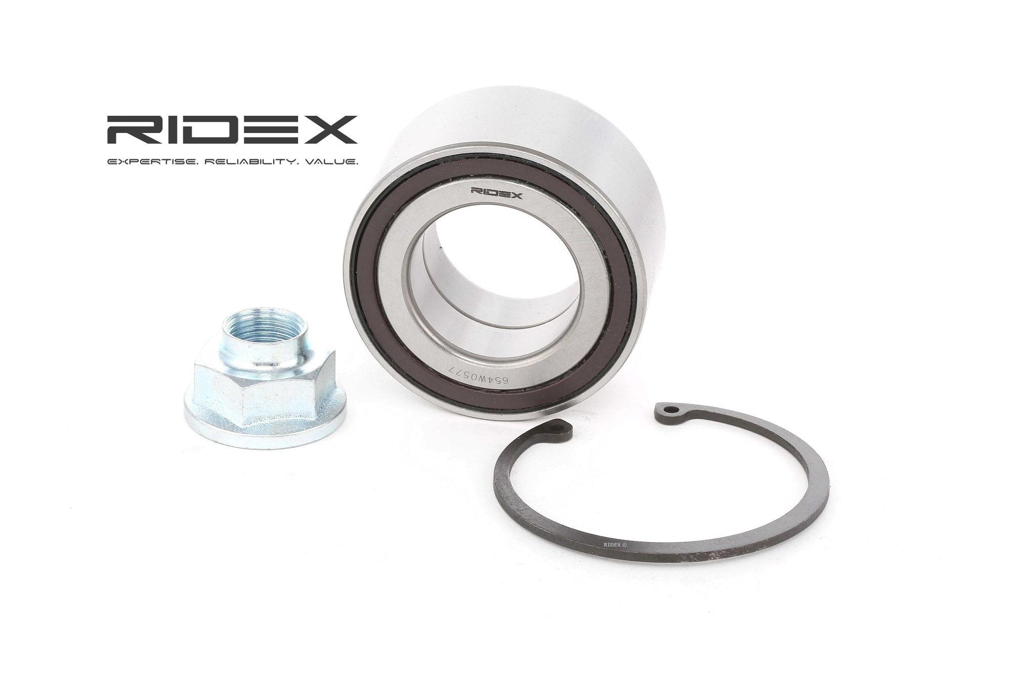 Wheel Bearing RIDEX 654W0577 rating