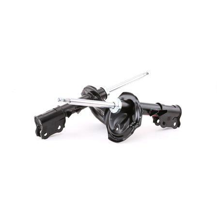 Struts TRW 8234086 TWIN, Front Axle, Twin-Tube, Gas Pressure, Suspension Strut, Bottom Yoke, Top pin