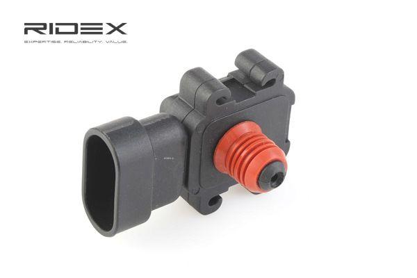OEM Sensor, boost pressure RIDEX 161B0028