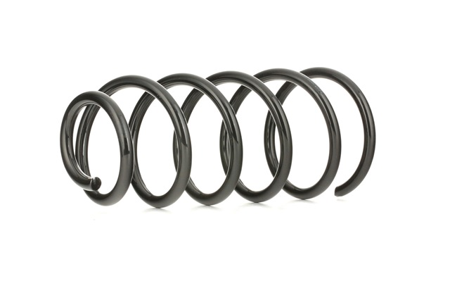 Coil springs RIDEX 8237389 Front Axle