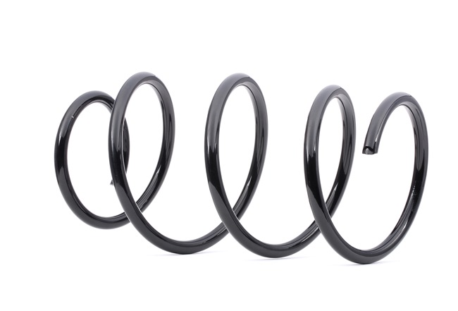 Coil springs RIDEX 8237391 Front Axle