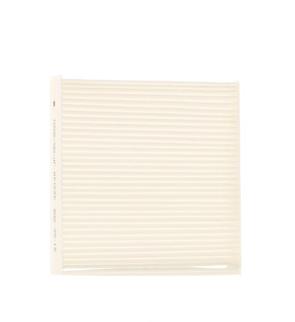 Filtro de aire acondicionado ASHIKA 8237761 Cartucho filtrante