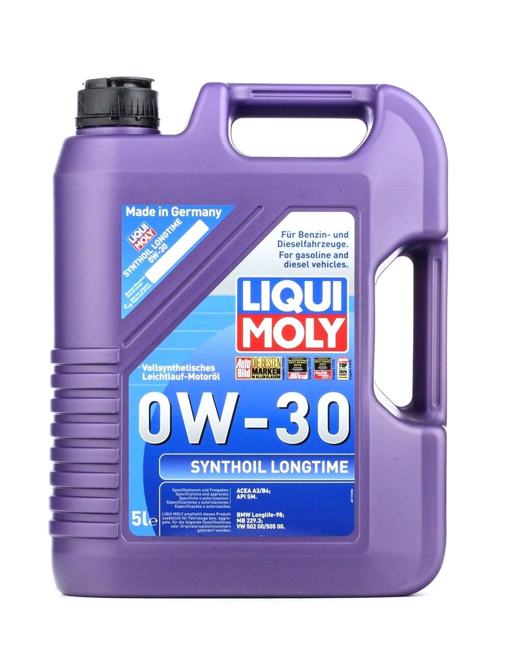ol LIQUI MOLY VW50200 Bewertung
