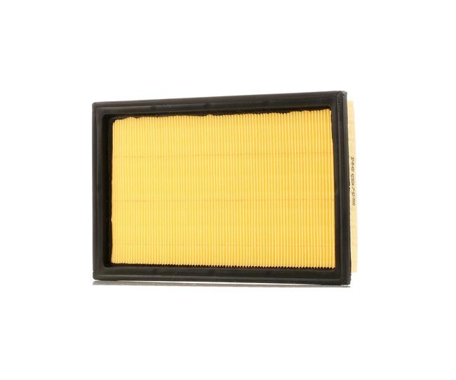 Légszűrő Hossz: 280mm, Szélesség: 168mm, Magasság: 33mm a OEM számok 13780-61M00-000